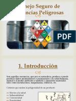 Manejo Seguro de Sustancias Peligrosas(1)