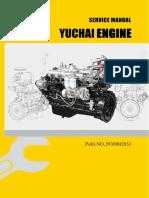 Service Manual for YUCHAI Diesel Engine.pdf