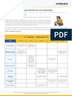 Matematica5 Semana 15 Planificador Ccesa007