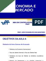 Aula 6 - Economia e Mercado