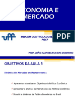 Aula 5 - Economia e Mercado