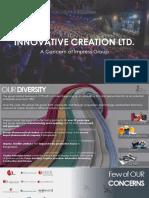 Innovative Creation Ltd. Profile