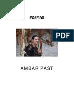 Poemas Ambar Past