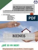 2.- LOS BIENES