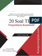 TPS Pengetahuan Kuantitatif B4