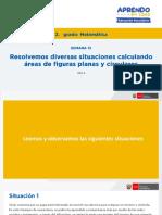 Matematica2 Semana 15 - Dia 4 Solucion Matematica Ccesa007