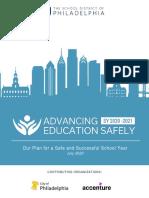 COVID-19 Plan_School District of Philadelphia