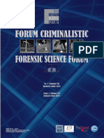 Forum Criminalistic nr. 1/2014