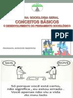 Sociologia-unidade 1