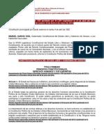 2).- Constitución Politica E.L.S.O