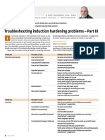 Troubleshooting induction hardening problems - Part 1