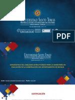Plantilla Institucional para PPT 2020
