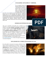 DESASTRES NUCLEARES