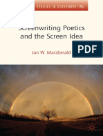 Ian W. Macdonald (auth.) - Screenwriting Poetics and the Screen Idea (2013, Palgrave Macmillan UK)