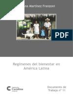 regimenes de bienestar en america latina