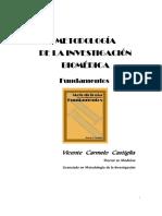 Vicente C Castiglia - Metodología de la Investigación Biomédica-La Imprenta Digital (2016)