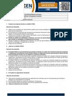 GUIA DE ESTUDIO INTRODUCCION A LA INGENIERIA COMERCIAL 2020 SEGUNDO PARCIAL