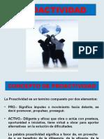 PROACTIVIDAD presentacion