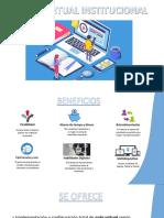 Brochure aula virtual