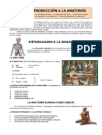 Biología - Introducción a la Anatomía Humana (1)