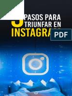 3 Pasos para triunfar en Instagram