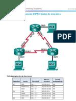 CS 8.2.4.5 X Single-Area OSPFv2