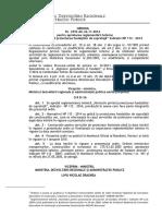 NP 112 - 2014 NORMATIV PRIVIND PROIECTAREA FUNDAŢIILOR DE SUPRAFAŢĂ