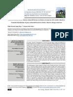Distribución potencial de puya raimondii harms