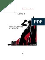 LIBRO II. HISPANIA, ESTADO Y NACIÓN
