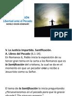 2b. La Santificación - Libertad ante Pecado-16s