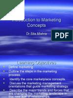 Marketing Concepts-Sita Mishra