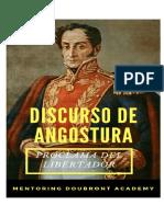 Discurso de Angostura (1819)..pdf