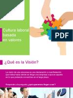8.Cultura laboral basada en valores