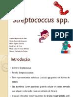 Streptococcus spp - ppt