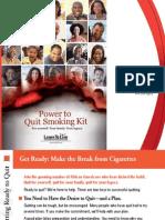 Power to Quit Smoking Kit