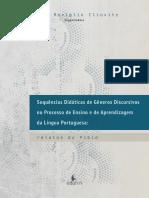 Sequências didáticas em gêneros discursivos (livro digital)