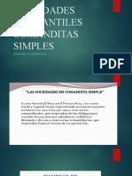 comanditas simples y por acciones