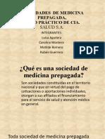 SOCIEDADES  DE MEDICINA PREPAGADA.pptx