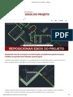 Reposicionar eixos do projeto - Qualificad