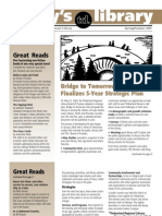 Spring-Summer 2005 Today's Library Newsletter, Timberland Regional Library