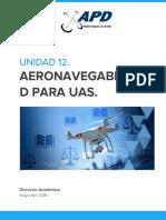 12. Aeronavegabilidad para UAS.pdf