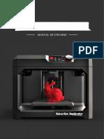 manual detallado impresora