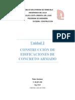 Pedro Quintero (Construccion Unidad 2