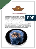 neuopsicologia