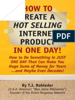 How To Create A Hot Selling Internet Product in One Day.pdf