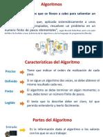 Clase 02 - Algoritmos