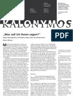 kalonymos_2006_2