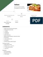 Lasagna original italiana - Imprimir (1)