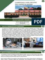 PRESENTACION INVESTIGACION CRIMINAL II PT JHON PAUL PEREZ ALVAREZ.pdf