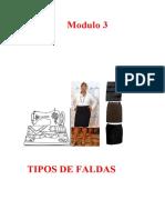 CONFECCION DE FALDAS